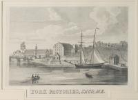York Factories, Saco, 1830