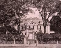 Craigie House, Cambridge, ca. 1900