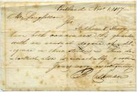 School report on Stephen and Henry Longfellow, 1817