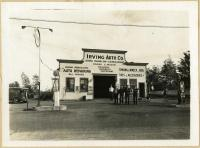 Irving Auto Company/Tydol Gas Station, Biddeford, 1930