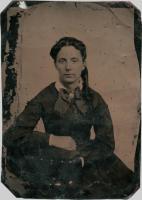 Olive S. Gould, Biddeford, ca. 1865