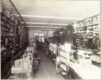 Kendall's Bookstore, Biddeford, 1899