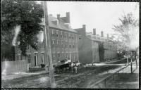 Boarding houses of York Mills, Saco, ca. 1900
