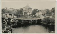 Bridge Construction, Turner Village, 1932