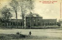 Town House Car Barn, Kennebunkport, ca. 1904