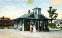 Town House waiting room, Kennebunkport, ca. 1904