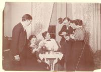 Deborah Morton, Westbrook Seminary, 1897