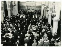 Ecumenical service, Portland, 1947