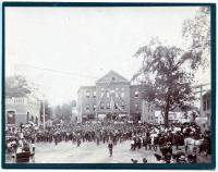 Dedication of Odd Fellows Hall, Guilford, 1904