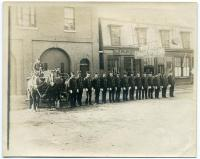 Bangor firefighters, ca. 1890