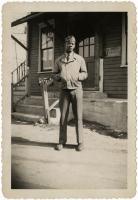 Cpl. Herbert Windom, North Yarmouth, 1942