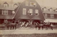 Blue Hill Inn, ca. 1900