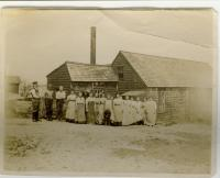 South Blue Hill Cannery, ca. 1900