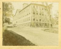 Johnson Shoe Factory, Hallowell, 1900