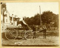 American Express, Hallowell, ca. 1900