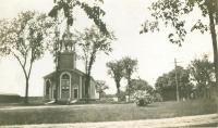 Congregational Church, Cumberland, ca. 1900
