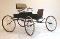 Bailey Buggy Road Wagon, Yarmouth, ca. 1905