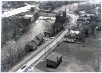 Aerial View of Guilford, ca. 1955