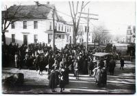 World War I Honor Roll Unveiling, Guilford, ca. 1920