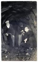 Guilford Center Silver Mine workers, ca. 1940
