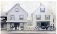 Elm Street Businesses, Guilford, ca. 1880