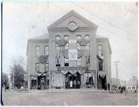 French & Elliott Company, Masonic Hall, Odd Fellows Hall, Guilford, 1916