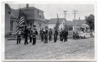 Guilford Centennial Parade, South Main Street, 1916