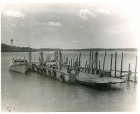 Car ferry to Campobello, Lubec, ca. 1955