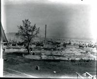 Old Orchard Beach after fire of August 15, Old Orchard Beach, 1907