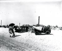 Old Orchard Beach after fire, Old Orchard Beach, 1907
