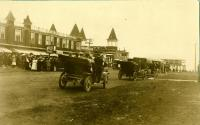 Foot of Old Orchard Street, Old Orchard Beach, 1910