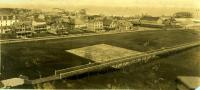 Panoramic view from Old Orchard House, Old Orchard Beach, 1910