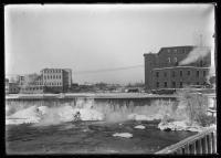 Dana Warp Mill, Westbrook, ca. 1920
