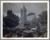 Universalist Church Centennial, Guilford, 1916
