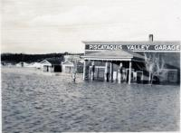 Piscataquis Valley Garage, Guilford, April 23, 1936