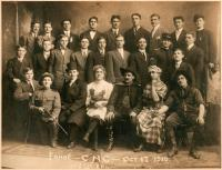 Canadian National Club, Biddeford, ca. 1910