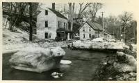 Hallowell Flood 1936