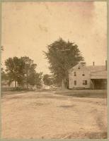 Deacon Humphrey's store, Cumberland, ca. 1880