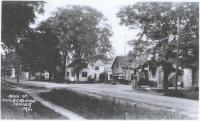 Main Street to Tuttle Road, Cumberland, ca. 1932