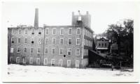 Drapers Mill & Edes Building, Guilford, ca. 1940