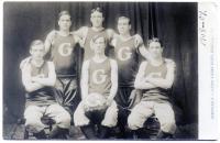 Guilford A. A. Semi-Pro Basketball Team, 1908-09