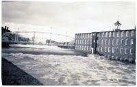Flood and Steel Bridge, Guilford, 1936