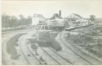 Katahdin Pulp & Paper Co. saw mill, Lincoln, ca. 1905