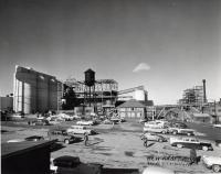 Lincoln Pulp & Paper Mill, Lincoln, 1957
