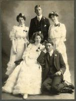 Scarborough High School graduates 1902