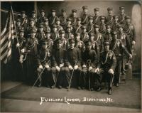 Fusiliers Laurier (Laurier Rifles), Biddeford, 1912
