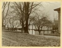 Kennebec River Flood, Joppa, Hallowell, 1896