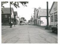 Water Street, Lubec, ca. 1961