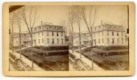 Hallowell Classical and Scientific Academy, Hallowell, ca. 1882