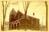 High School, Hallowell, ca. 1900